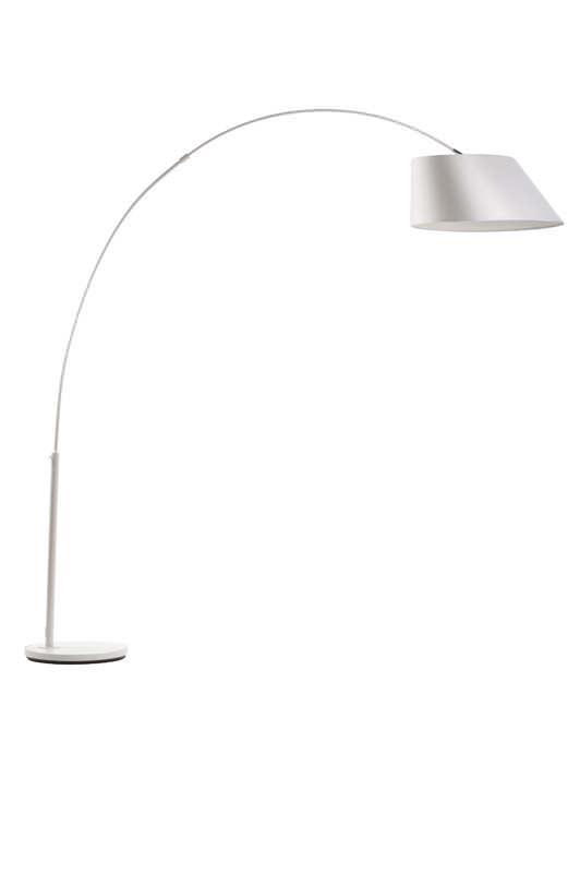 Zuiver – Zuiver - arc gulvlampe - hvid på unoliving.com