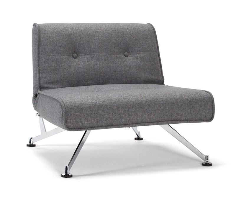 Innovation living Innovation living - clubber loungestol - grå på unoliving.com