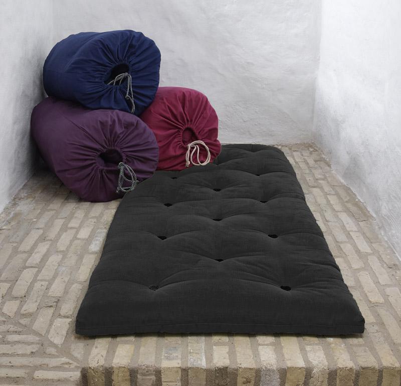 Karup – Bib - bed in a bag - grå på unoliving.com