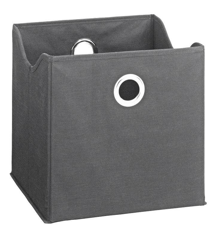 N/A – Opbevaringskasser - grå på unoliving.com
