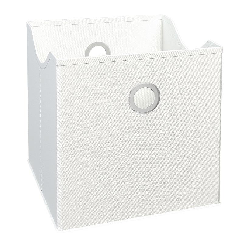 N/A – Opbevaringskasser - hvid fra unoliving.com