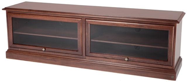 Donegal tv-bord - 185 cm - valnød finér fra N/A fra unoliving.com