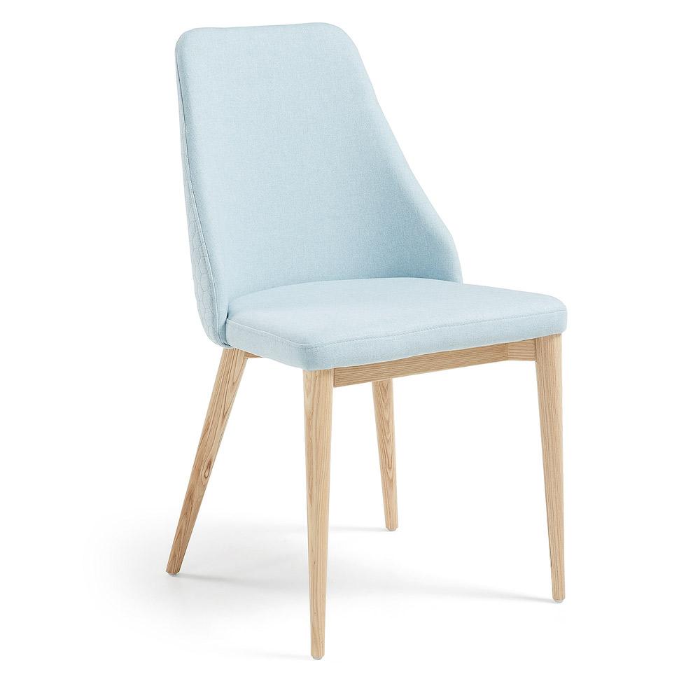 Billede af LaForma - Roxie Spisebordsstol - Lys Blå