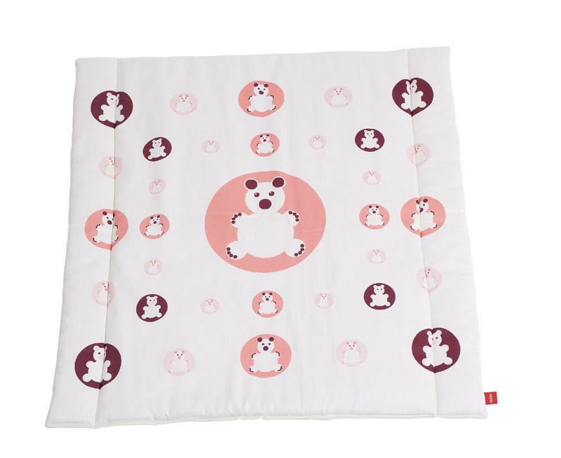 Flexa Flexa - baby puslehynde - pink på unoliving.com
