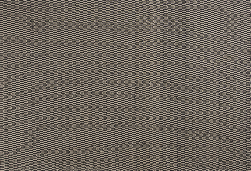 Billede af Linie Design Charles Tæppe - Silver - 140x200