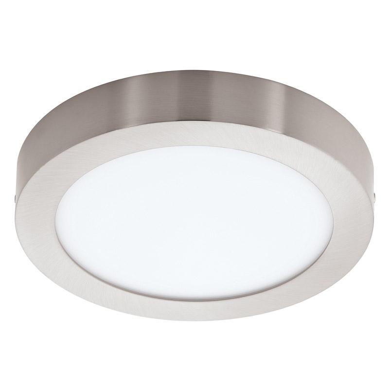 Fueva led loftlampe - børstet stål - ø22,5 fra N/A fra unoliving.com