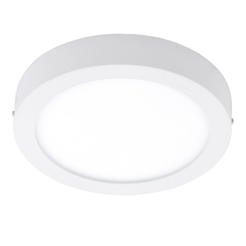N/A – Fueva led - loftlampe - hvid - ø30 fra unoliving.com