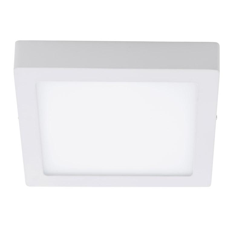 Fueva led - loftlampe - hvid - 30x30 fra N/A på unoliving.com