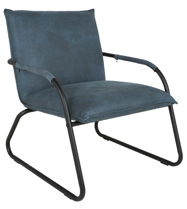 Canett marcus spisebordsstol - blå fra Canett på unoliving.com