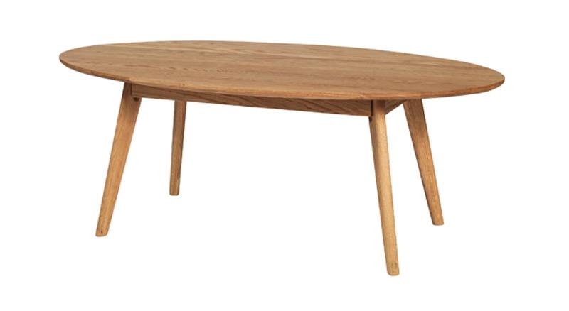 N/A Bello sofabord - lakeret eg på unoliving.com