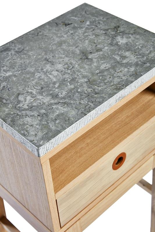 Mavis Mavis höllviken limestonetop - grå på unoliving.com