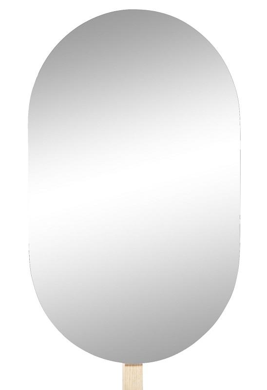 Mavis Mavis post spejl - ovalt på unoliving.com