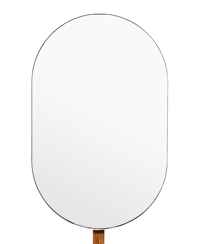 Mavis – Mavis post spejl - ovalt fra unoliving.com