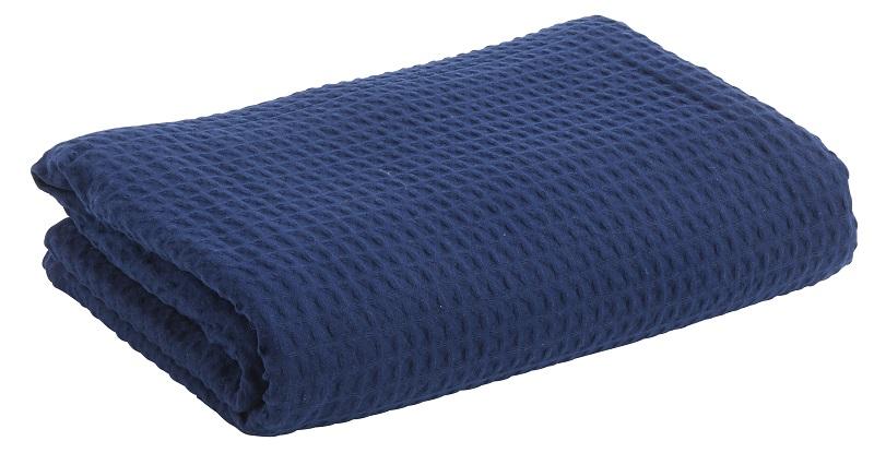Muubs - comforte sengetæppe 260x240 - midnatsblå fra Muubs fra unoliving.com