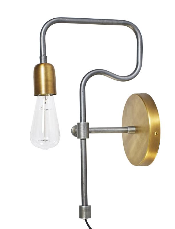 Muubs – Muubs - folded væglampe - metal på unoliving.com