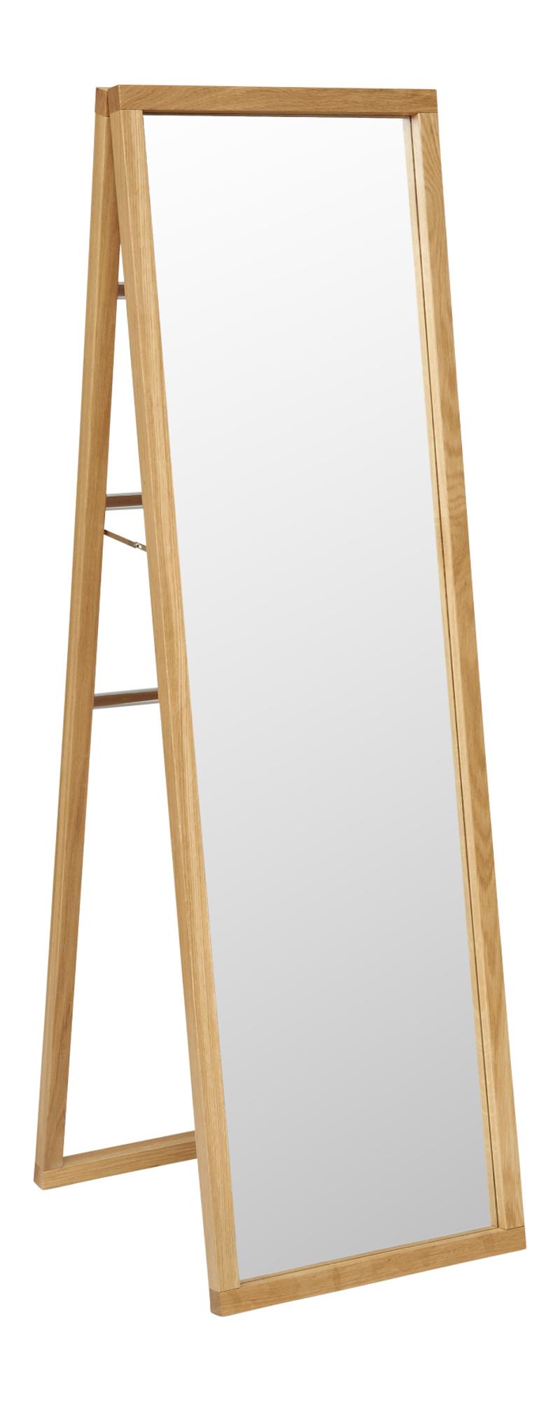 Woodman Woodman - newest spejl - lys træ på unoliving.com