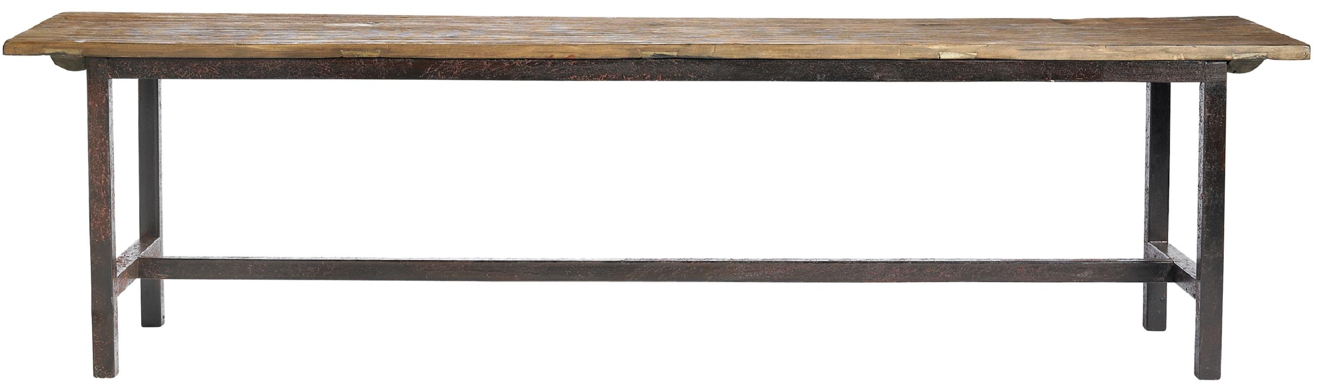 Nordal - raw bænk - længde 170 cm fra Nordal fra unoliving.com