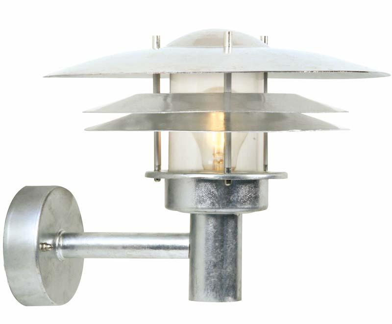 Nordlux dftp amalienborg væglampe - metal fra Design for the people på unoliving.com