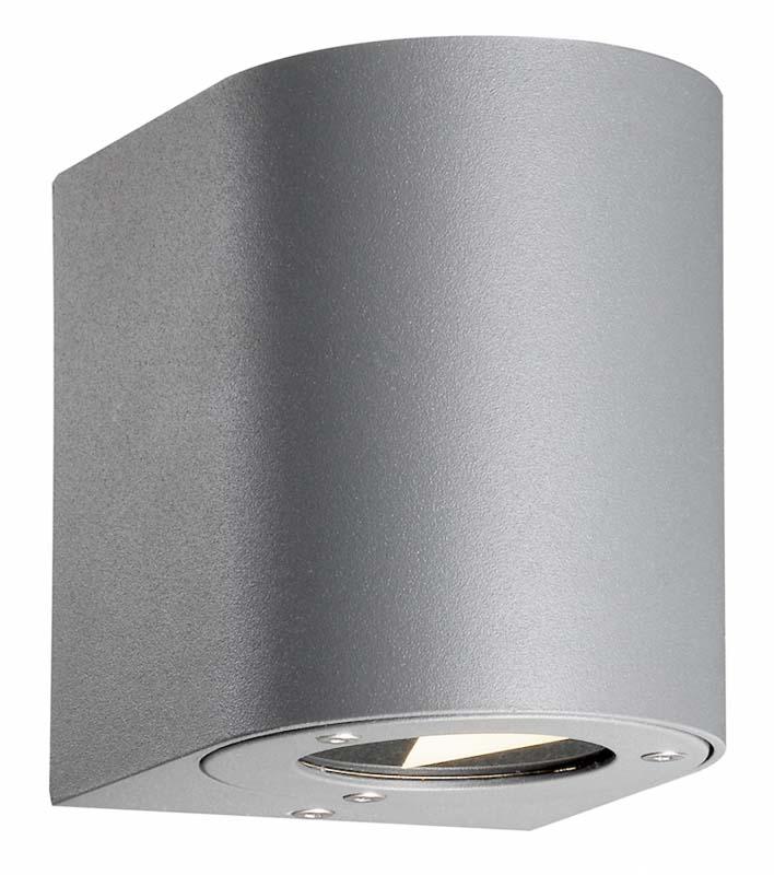 Design for the people – Nordlux dftp canto væglampe - grå på unoliving.com
