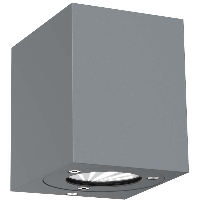 Nordlux dftp canto væglampe - grå fra Design for the people på unoliving.com