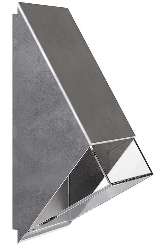 Nordlux dftp edge væglampe - metal fra Design for the people på unoliving.com