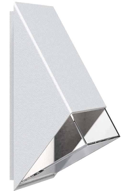 Design for the people Nordlux dftp edge væglampe - hvid fra unoliving.com