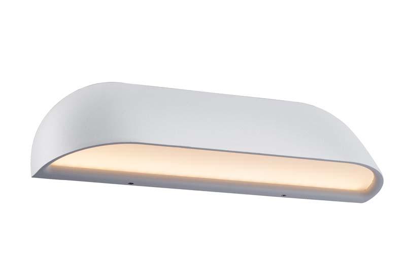 Nordlux dftp front væglampe - hvid fra Design for the people fra unoliving.com