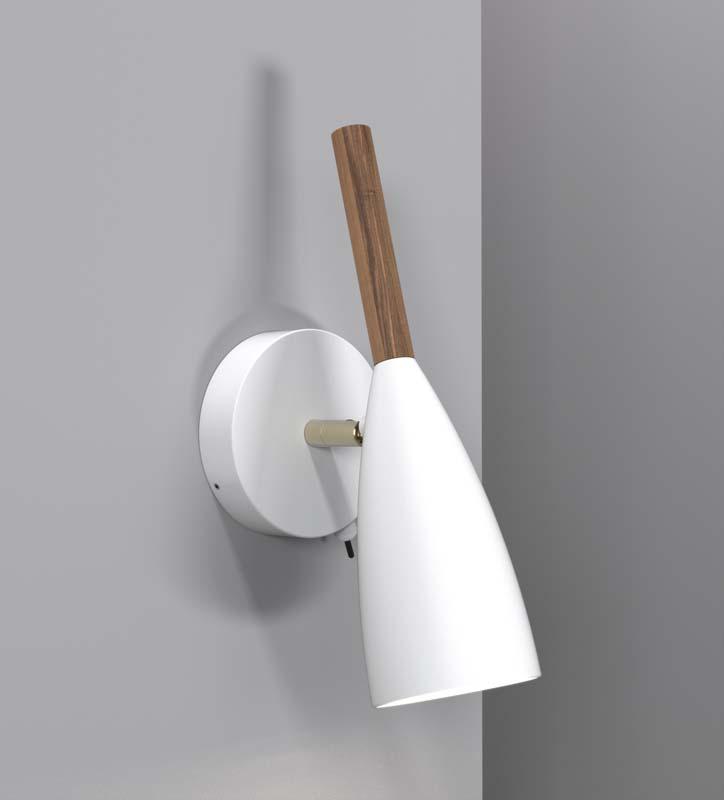 Design for the people – Nordlux dftp pure væglampe - hvid fra unoliving.com