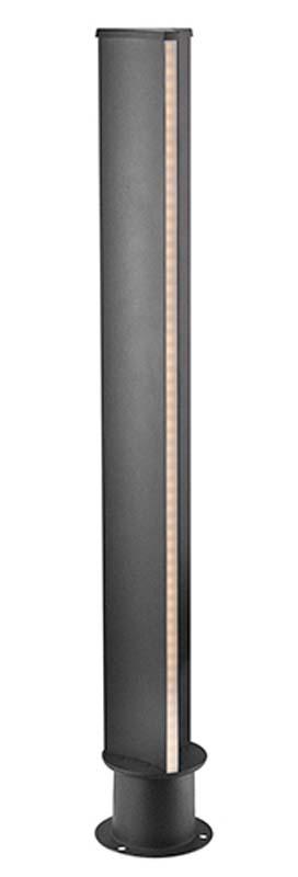 Design for the people – Nordlux dftp titus udendørslampe - sort på unoliving.com