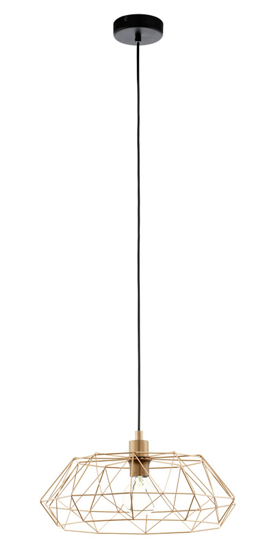 N/A Carlton - kobber pendel på unoliving.com