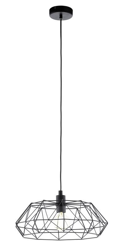 N/A Carlton pendel - sort fra unoliving.com