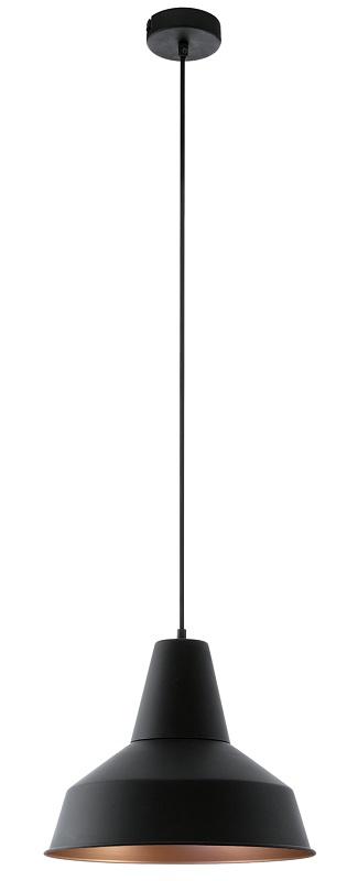 N/A – Somerton pendel - sort fra unoliving.com