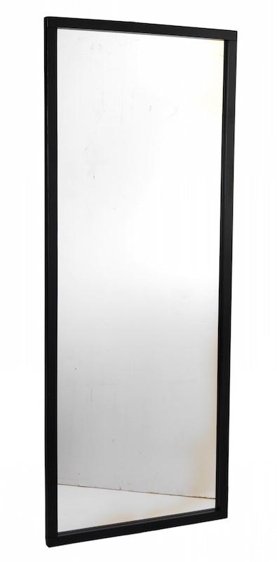 N/A Belina spejl - sort - 150x60 på unoliving.com