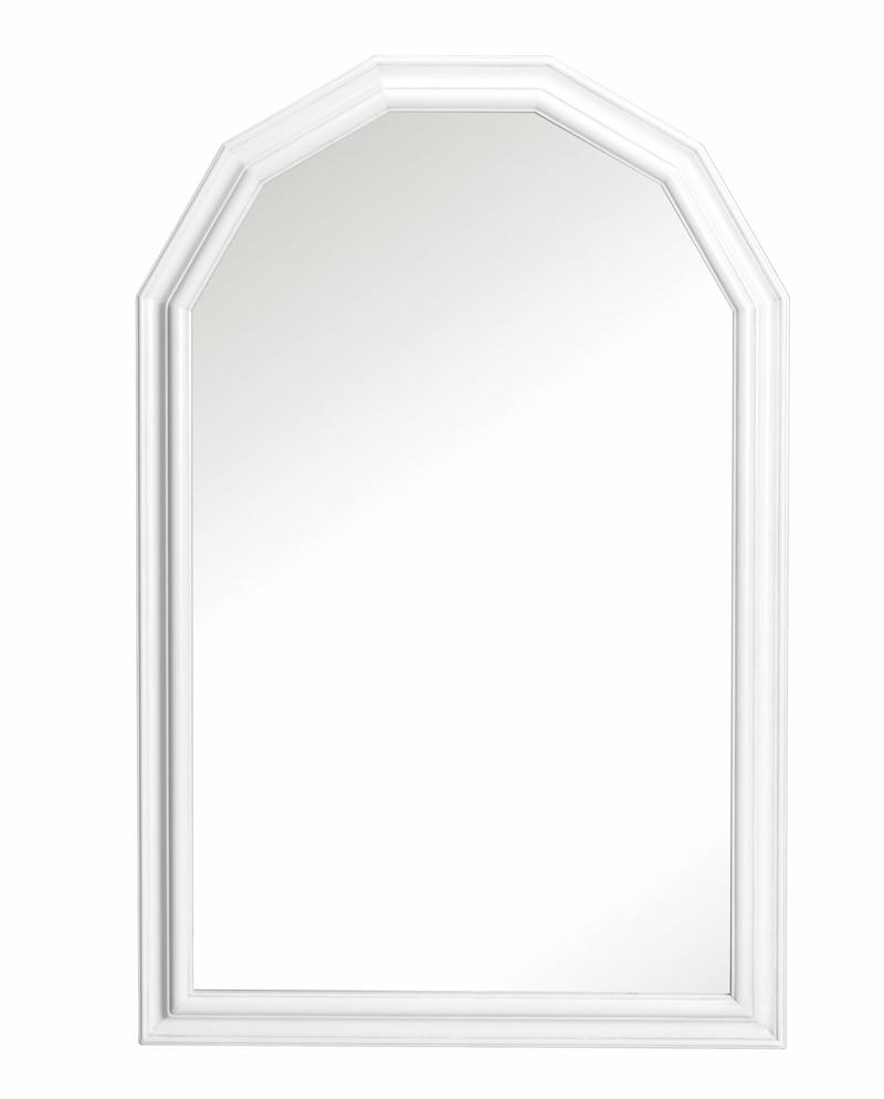 N/A Merina spejl - hvid fra unoliving.com