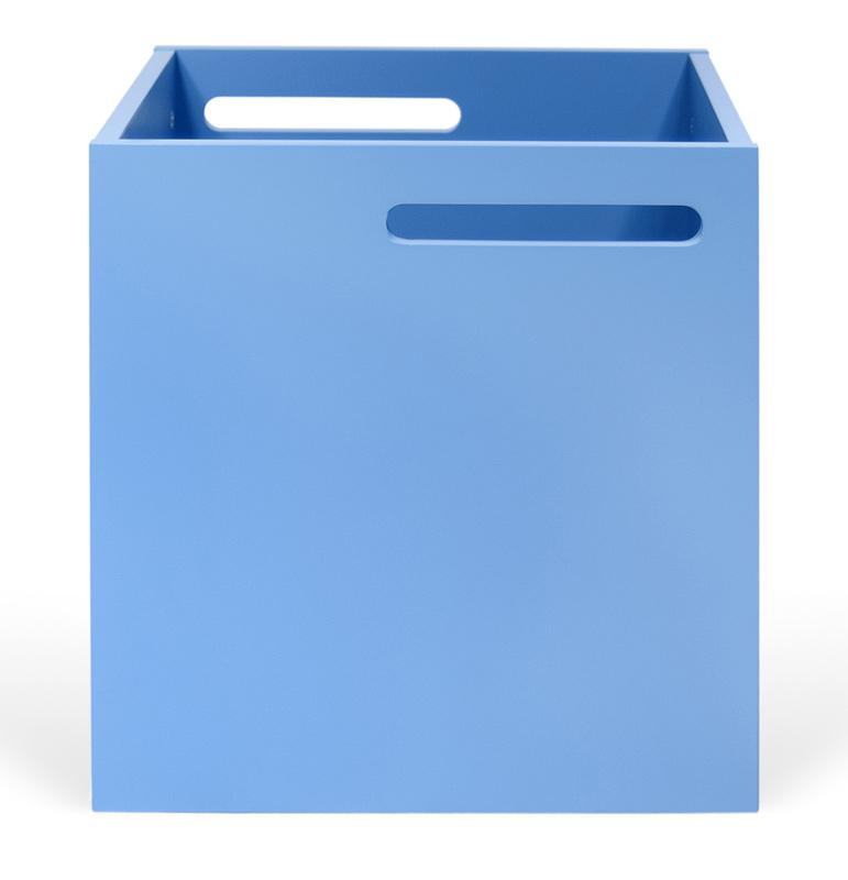Temahome - berlin reol tilbehør - blå fra Temahome fra unoliving.com