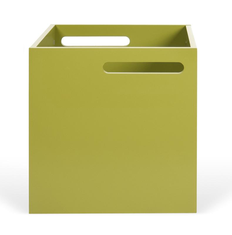 Temahome Temahome - berlin reol tilbehør - limegrøn på unoliving.com