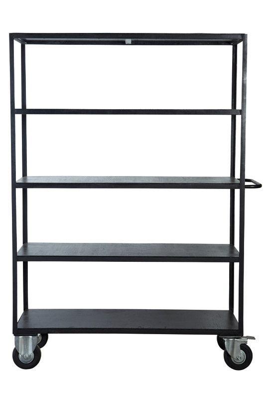 House doctor – House doctor rolling bookcase fra unoliving.com