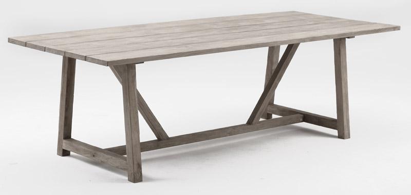 Sika-design george teak havebord, 240x100 fra Sika-design fra unoliving.com
