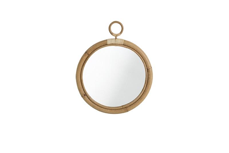 Sika-design – Sika-design ella spejl - ø40 cm fra unoliving.com