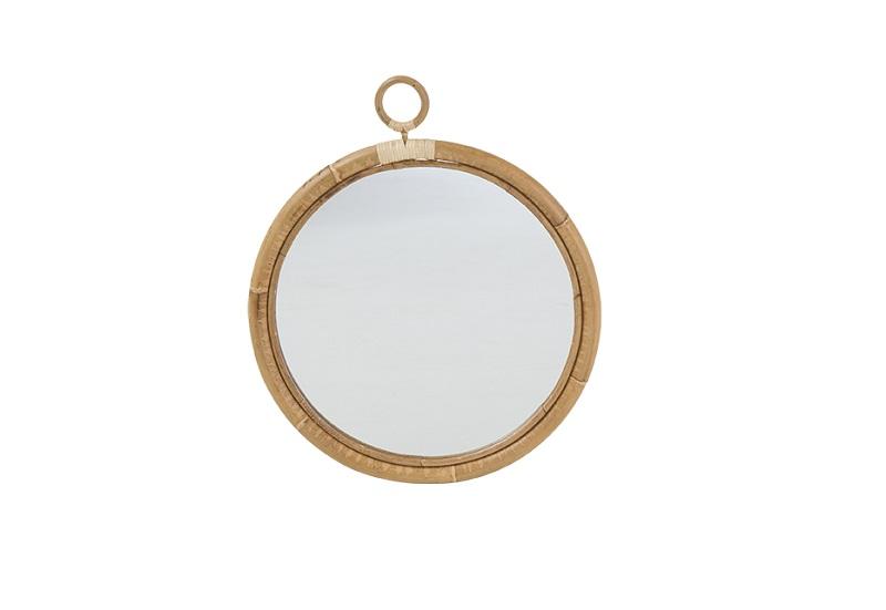 Sika-design ella spejl - ø50 cm fra Sika-design på unoliving.com