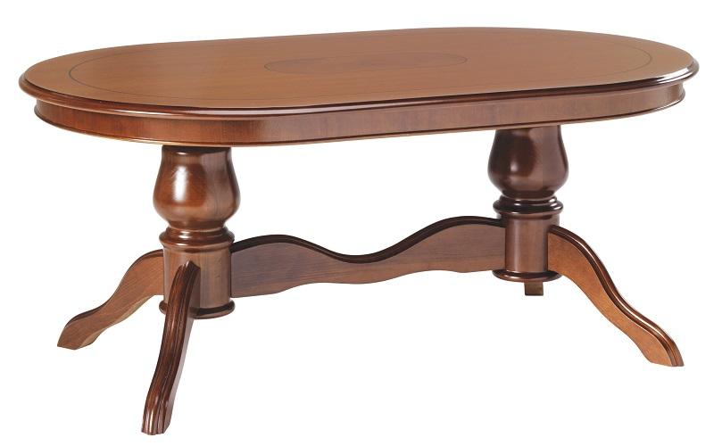 Wolfgang spisebord - valnød finér fra N/A fra unoliving.com
