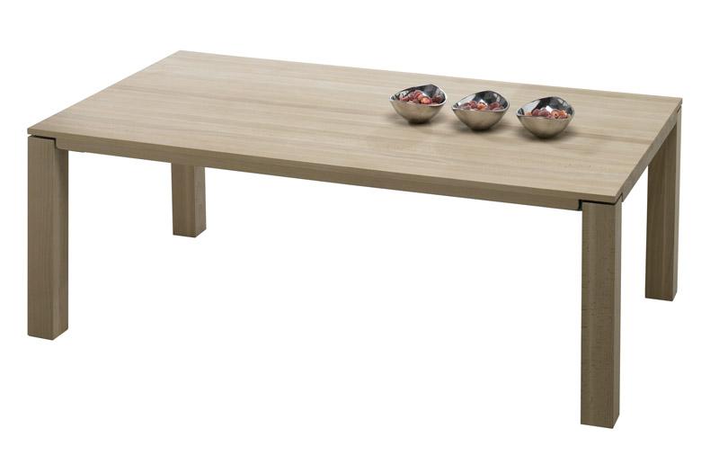 Duxton  sofabord - hvidolieret egefinér 140x80 fra Canett fra unoliving.com