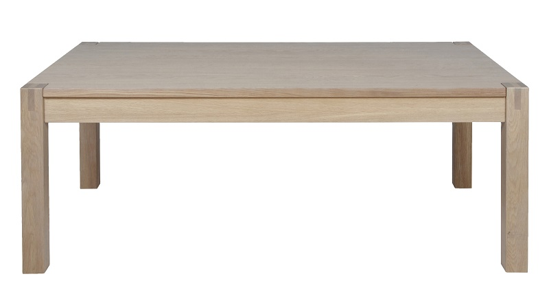 N/A – Fit sofabord - hvidpigmenteret egefinér på unoliving.com