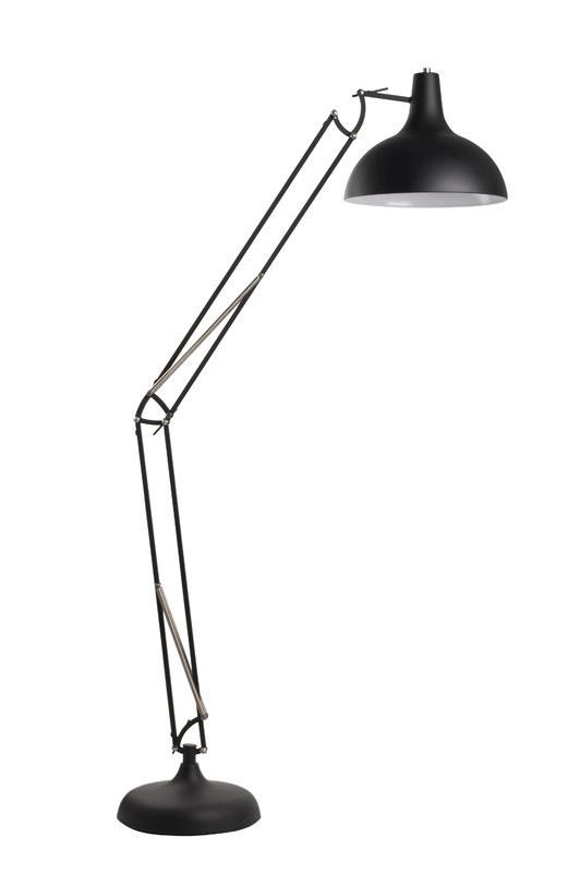N/A Homii gulvlampe - sort fra unoliving.com