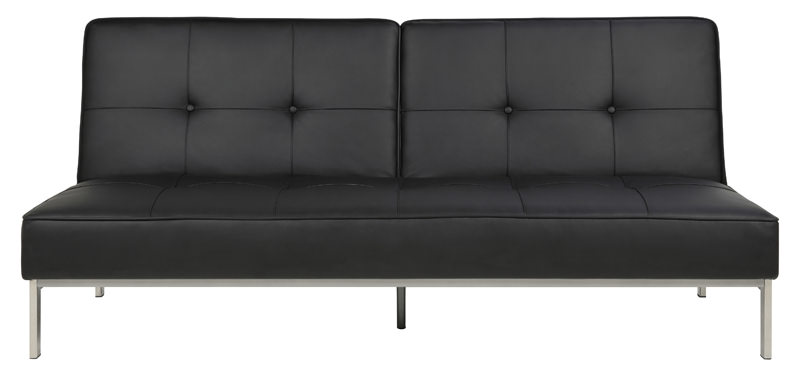 Sweem sovesofa - sort fra N/A på unoliving.com