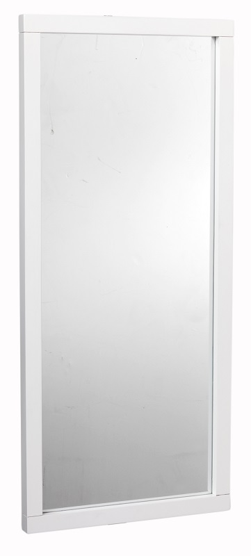 N/A Belina spejl - hvid - 90x40 fra unoliving.com