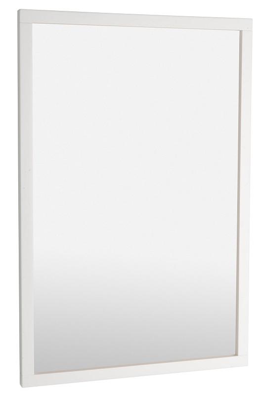 Belina spejl - hvid - 90x60 fra N/A fra unoliving.com