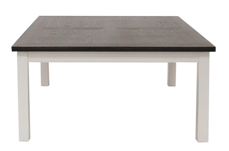 Canett Hamptons spisebord eg finér - hvid - 150x150 fra unoliving.com