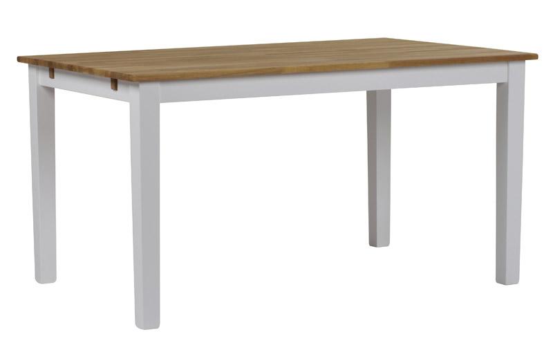Wally spisebord - hvid - 140 fra N/A fra unoliving.com