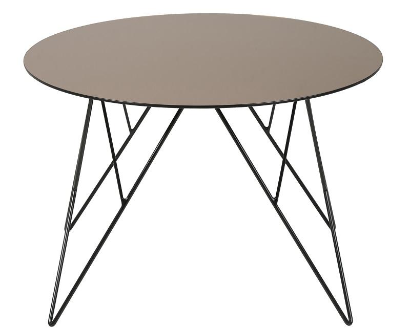 N/A – Sofia hjørnebord - bronze på unoliving.com